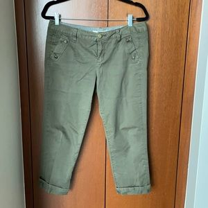 GAP Limited Edition cropped jeans